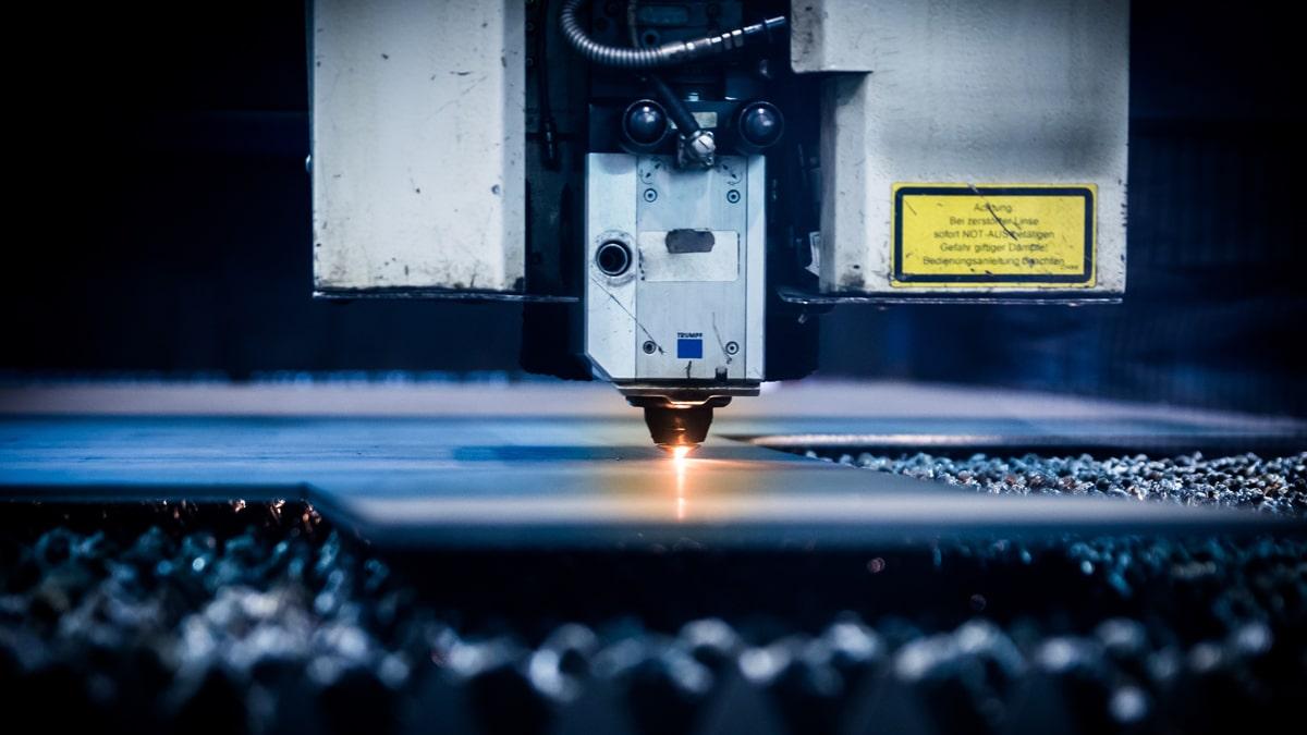 Laserschneiden RS-Blechtechnik